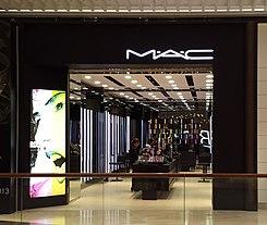 17ad31c58 MAC Cosmetics - Wikipedia, la enciclopedia libre