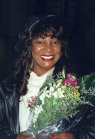 Martha Reeves - Reeves in 1996