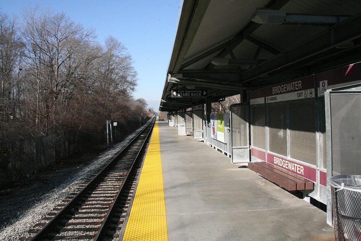 Bridgewater Station Mbta Wikipedia