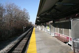Bridgewater station (MBTA)