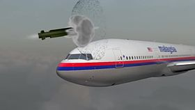 Datei:MH17 Missile Impact.webm