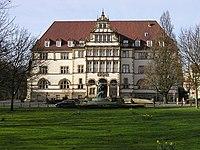 Bundesbahn Central Offices #