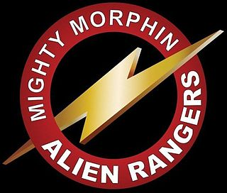 <i>Mighty Morphin Alien Rangers</i>