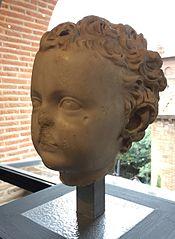 Portrait d'enfant (Ra 126)