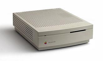 Macintosh IIsi - A Macintosh IIsi