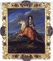 Madame La Comtesse de Saint Geran. Oljemålning på duk - Skoklosters slott - 65219.tif