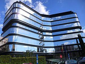 Comisión Nacional del Mercado de Valores - Headquarters in Madrid