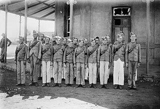 Mafeking Cadet Corps