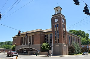 Magoffin County, Kentucky - Image: Magoffin County Justice Center