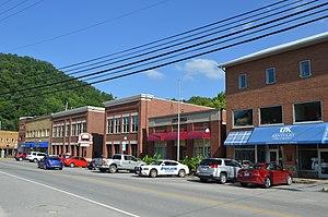 Hyden, Kentucky - Main Street
