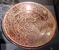 Maiolica ispano-moresca, piatto a lustro, manises, 1700-50 ca.jpg