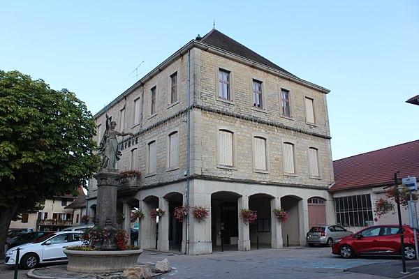 Photo de la ville Serrières-de-Briord