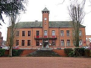 Trith-Saint-Léger - Image: Mairie de trith