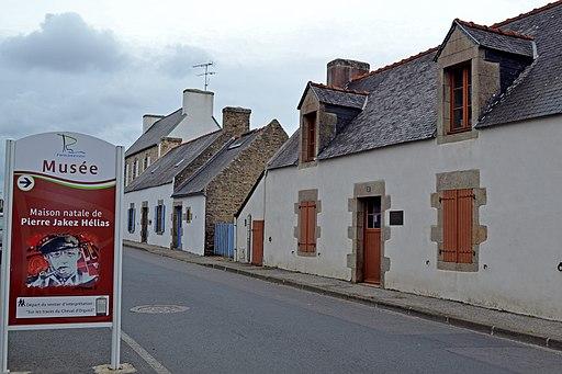 Maison natale de Pierre Jakez Hélias