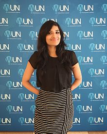 Malvika Iyer at the United Nations.jpg
