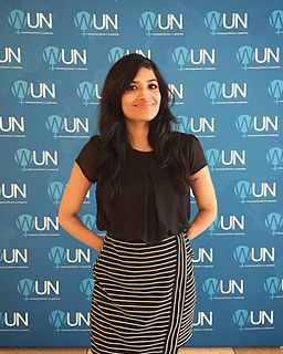 Malvika Iyer Indian motivational speaker, social activist and disability rights activist
