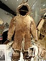 Man's parka and pants, Inuit, southern Baffin Island, Hudson Bay, 1910-1914 - Royal Ontario Museum - DSC00302.JPG