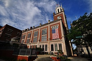 City Hall (Manchester, New Hampshire)