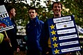 Manchester Brexit protest for Conservative conference, October 1, 2017 01.jpg