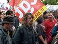 Manifestation du 2 Octobre 2010 - Manifestant (5046590933).jpg