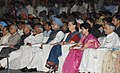 Manmohan Singh watching the cultural programme, at the inauguration of the Silver Jubilee Celebrations of Seven Zonal Cultural Centres, at Panchkula, Haryana. The Chairperson, National Advisory Council.jpg