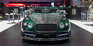 Rolls Royce Build >> Mansory - Wikipedia