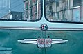 Manufacturers nameplates on front of Alfa Romeo-Aerfer-OCREN trolleybus of CTP Napoli.jpg