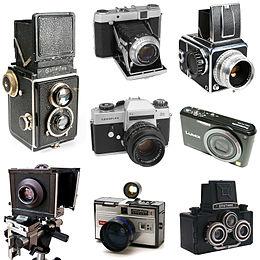 Data di nascita della macchina fotografica