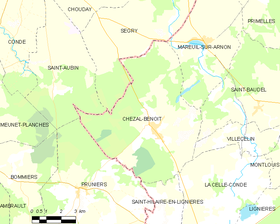 Map commune FR insee code 18065.png