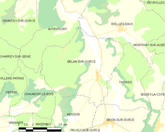 Map commune FR insee code 21058.png