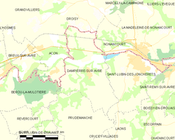 Map commune FR insee code 28124.png
