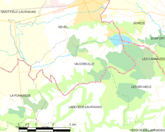 Map commune FR insee code 31569.png