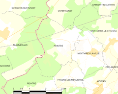 Map commune FR insee code 39432.png