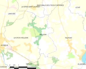 Map commune FR insee code 56082.png
