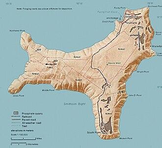 Christmas Island - Christmas Island