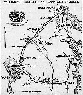 Baltimore riots of 1919 Series of riots connected to the Red Summer of 1919