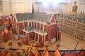 Maquette Nieuwe Kerk, Nieuwezijds Voorburgwal.JPG