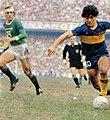 Maradona saccardi 1981.jpg