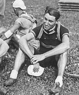 Marcel Kint Belgian cyclist