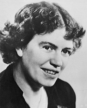 Cultural anthropology - Margaret Mead (1901-1978)