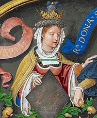 Maria (Oneca) de Pamplona - The Portuguese Genealogy (Genealogia dos Reis de Portugal).jpg