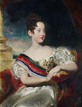 Королева португалии мария ii золото гуннов