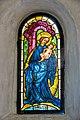 Maria Wörth Rosenkranzkirche Apsisfenster Mondsichelmadonna 25092014 3808.jpg