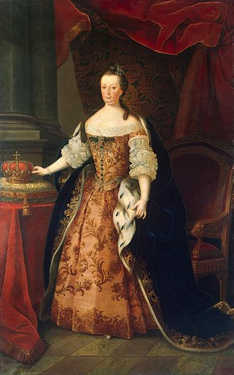 Miguel António do Amaral - Image: Mariana Vitória de Portugal