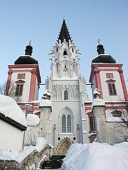 The Mariazell Basilica