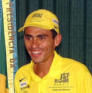 Marílson Gomes dos Santos - Dos Santos in 2006