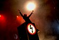 Marilyn Manson performing Antichrist Superstar, SomewhatDamaged2.jpg