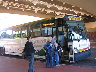 Marin County Civic Center - Image: Marin 7 036