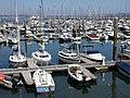 Marina in brixham devon england arp.jpg