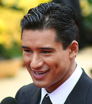 Mario Lopez at the 81st Academy Awards